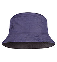Buff Travel Bucket - Trekking-Hut - Damen, Violet/Black