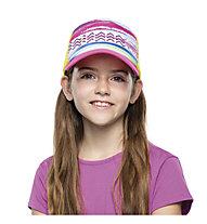 Buff Trucker - cappellino - bambino, Pink/Yellow