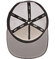 Buff Trucker Cap - Schirmmütze, Black