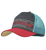Buff Trucker Cap - Schirmmütze, Red