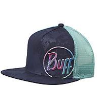 Buff Trucker Cap - Schirmmütze, Blue