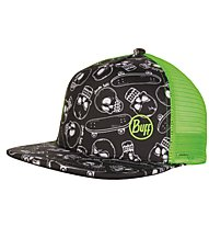 Buff Trucker - cappellino - bambino, Black/White/Green