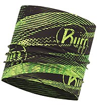 Buff UV Multifunctional - fascia paraorecchie trekking, Green
