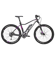 Bulls Aminga E1 2018 - eMountainbike - Damen, Black/White/Purple