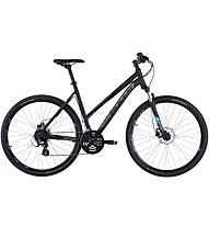 Bulls Crossbike 1 (2021) - Trekkingrad - Damen, Black