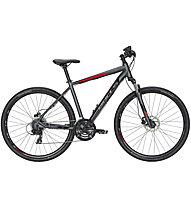 Bulls Crossbike 1 (2021) - Trekkingrad, Grey