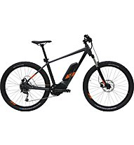 Bulls LT CX (2020) - MTB elettrica, Black/Orange