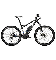 Bulls Six50 E1 (2017) E-Mountainbike/MTB-Hardtail, Black matt