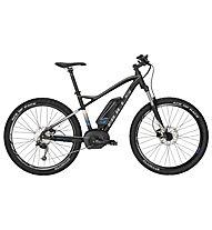 Bulls Six50 E1 (2017) E-Mountainbike/MTB-Hardtail, Black matt