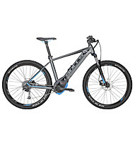 Bulls Six50 EVO 1 CX (2018) - E-Mountainbike, Grey/Black/Blue