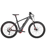 Bulls Six50 EVO 2 (2018) - eMountainbike, Black/Grey/Red