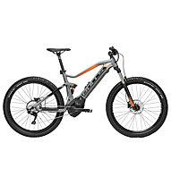 Bulls Six50 EVO TR1 (2019) - eMountainbike Fully, Grey/Orange