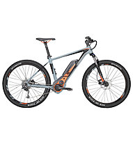 Bulls Six 50 E1 400 Wh (2018) - eMountainbike, Grey/Orange