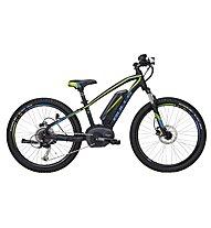 Bulls Twenty4 E (2017) E-Mountainbike für Kinder, Black