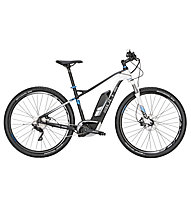 Bulls Twenty9 E 2 (2016) E-Mountainbike, Black matt/White/Blue