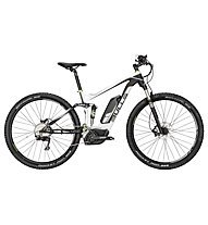 Bulls Twenty9 E FS 3 (2016) E-Mountainbike, White/Black matt/Green matt