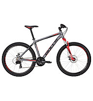 Bulls Wildtail Disc 26 2018 - Mountainbike, Grey/Red
