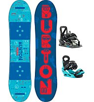 Burton Set Snowboard After School Special + Snowboard-Bindung