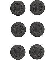Burton Aluminium Stud Mats - accessori snowboard pads antiscivolo, Black