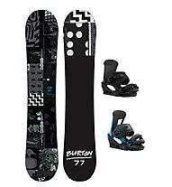 Burton Set Snowboard Amplifier + Snowboard-Bindung