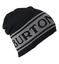 Burton Billboard Beanie - berretto - uomo, Black/Grey