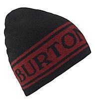 Burton Billboard Beanie - berretto - uomo, Black/Yellow