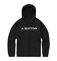 Burton Bonded Full-Zip Hoodie - Kapuzenjacke - Kinder, Black
