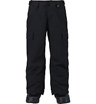 Burton Boys' Exile Cargo - Snowboardhose - Kinder, Black