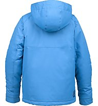Burton Boys' Amped Snowboardjacke Kinder, Blue-Ray