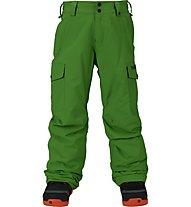 Burton Boys' Exile Cargo Snowboardhose (2014/15), C-Prompt