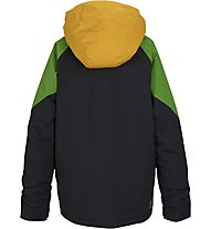 Burton Boys' Amped Jacke, Hazmat Block