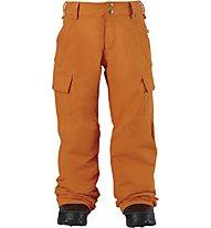 Burton Boys' Exile Cargo Pant Snowbooardhose, Safety
