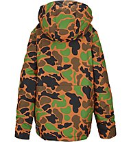 Burton Boys' Fray Jacke, Safety/Boro