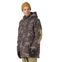 Burton Giacca snowboard Breach Jacket, B Kamo/Kelp