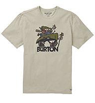 Burton Bronn - T-shirt - uomo, White