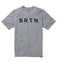 Burton BRTN - T-shirt - uomo, Grey