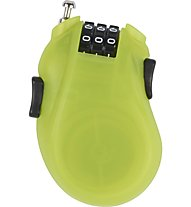 Burton Cable Lock - lucchetto snowboard, Green