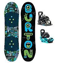 Burton Set Snowboard Chopper + Snowboard-Bindung