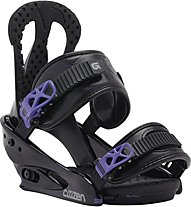Burton Citizen Re:Flex Snowboardbindung, Black
