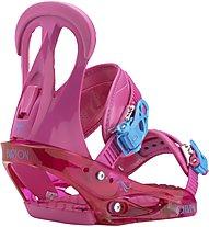 Burton Citizen - Snowboard-Bindung - Damen, Pink