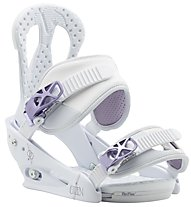 Burton Citizen Re:Flex - Snowboardbindung, White/Violet