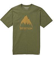 Burton Classic Mountain High - T-shirt - uomo, Green