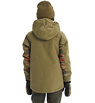 Burton Covert - Snowboardjacke - Kinder, Green