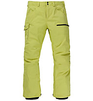 Burton Covert - pantaloni da snowboard - uomo, Yellow