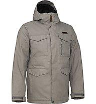 Burton Covert giacca snowboard (2014), Heather Bog
