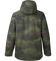 Burton Covert Jacket, Oil Camo