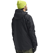 Burton Covert Slim - Snowboardjacke mit Kapuze - Herren, Black