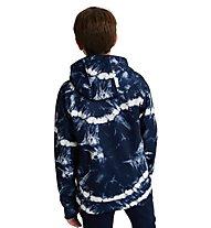 Burton Crown Bond Hood - felpa con cappuccio - bambino, Blue