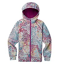 Burton Crown Bonded Full-Zip Hoodie - Kapuzenjacke - Kinder, Pink