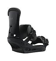 Burton Custom - attacco snowboard, Black